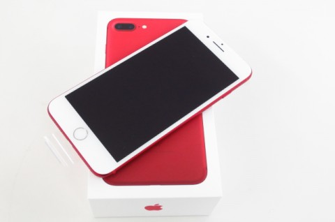 iPhone 7 Plus (PRODUCT)RED Special Edition 128GB SIMフリー [レッド]