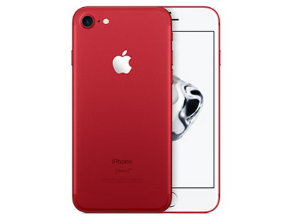 iPhone 7 (PRODUCT)RED Special Edition 128GB au [レッド]