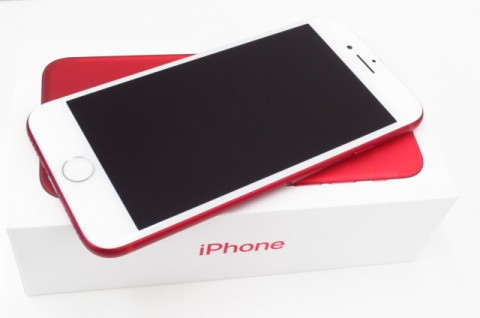 iPhone 7 (PRODUCT)RED Special Edition 128GB docomo [レッド]