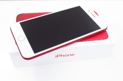 iPhone 7 Plus (PRODUCT)RED Special Edition 256GB SIMフリー [レッド]